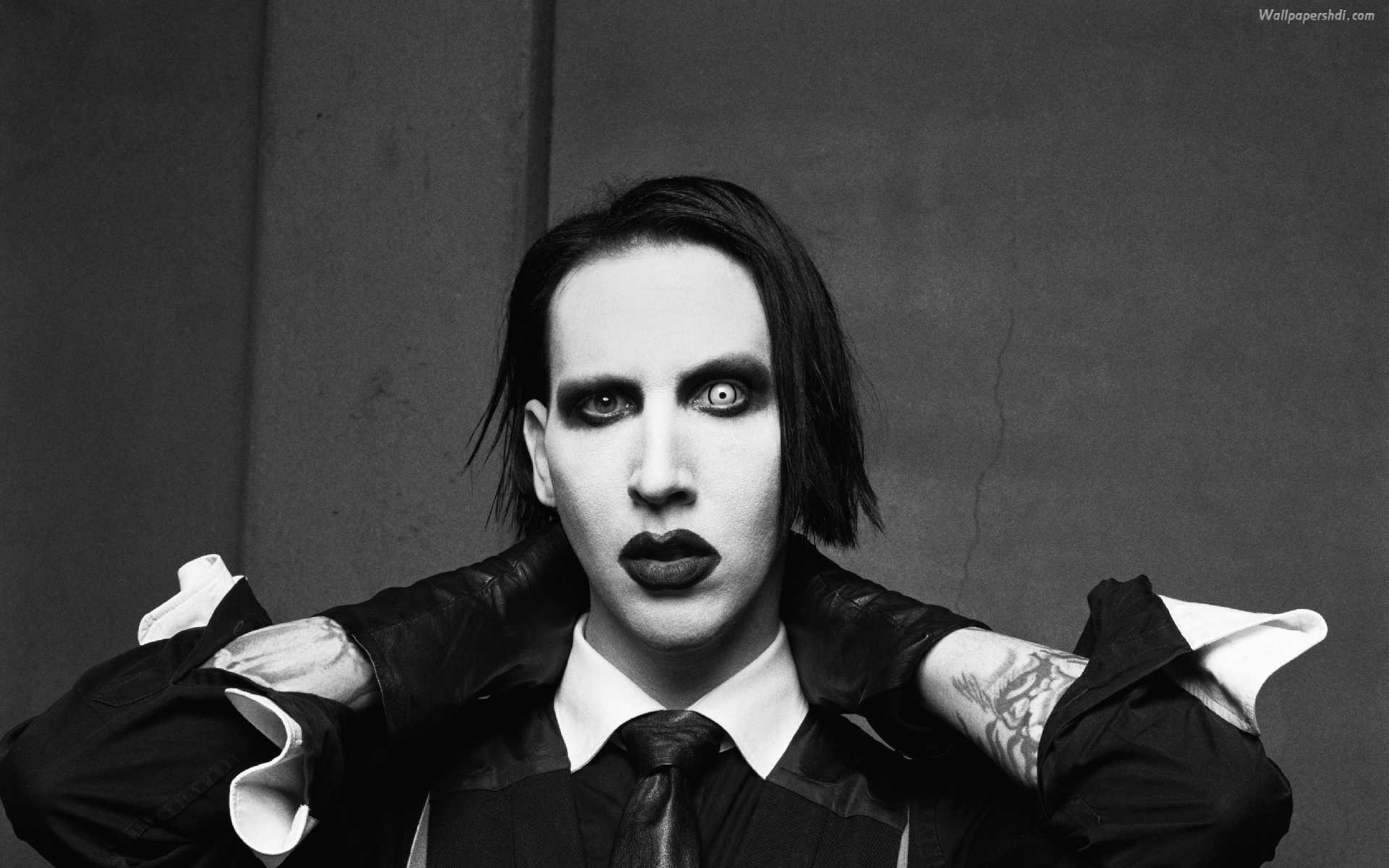 Marilyn Manson Wallpapers HD