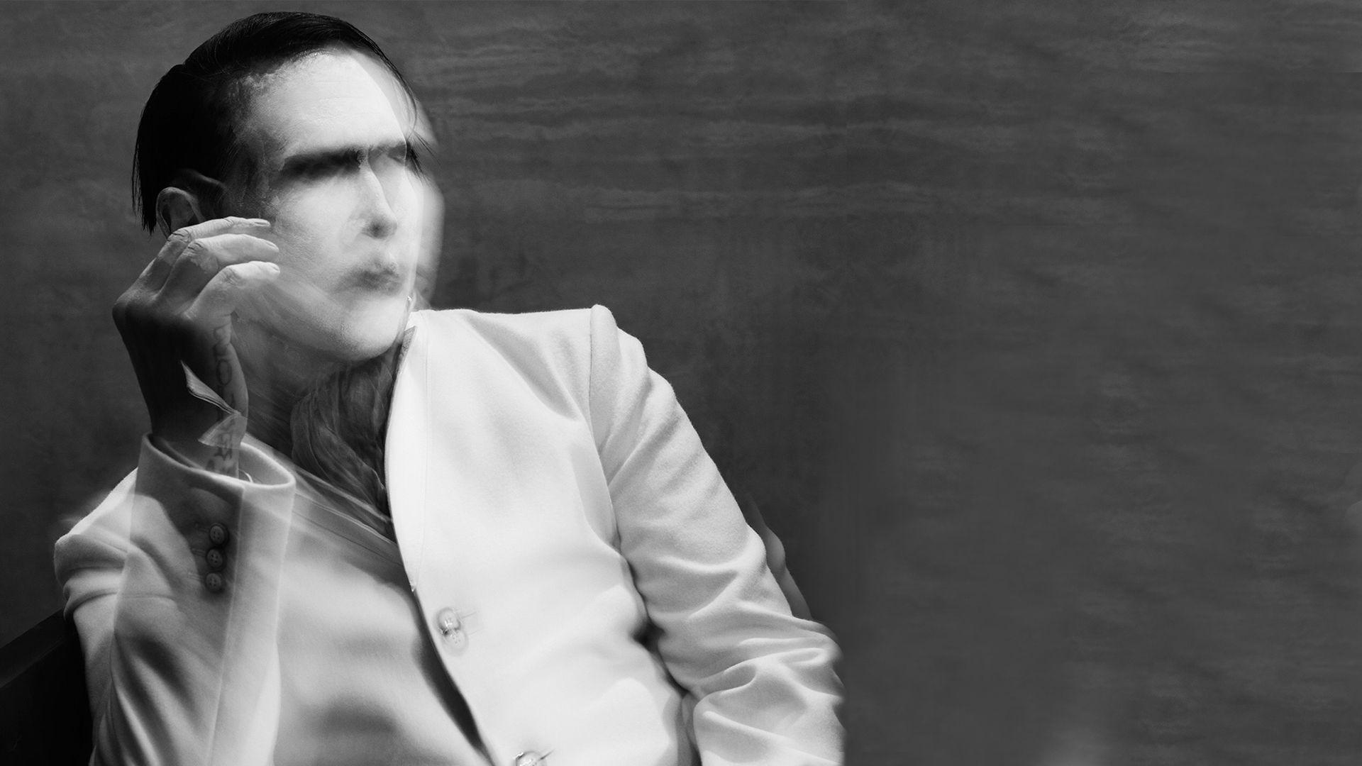 Marilyn Manson – The Pale Emperor Wallpaper by composur3 on DeviantArt