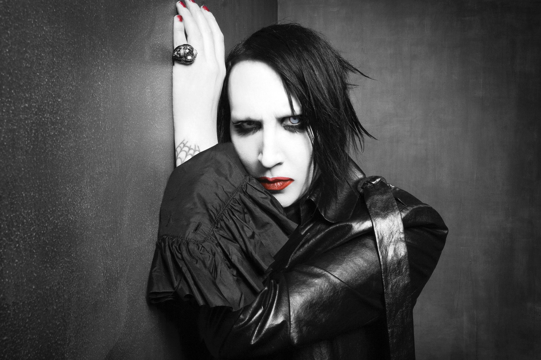 Marilyn Manson Wallpaper Hd