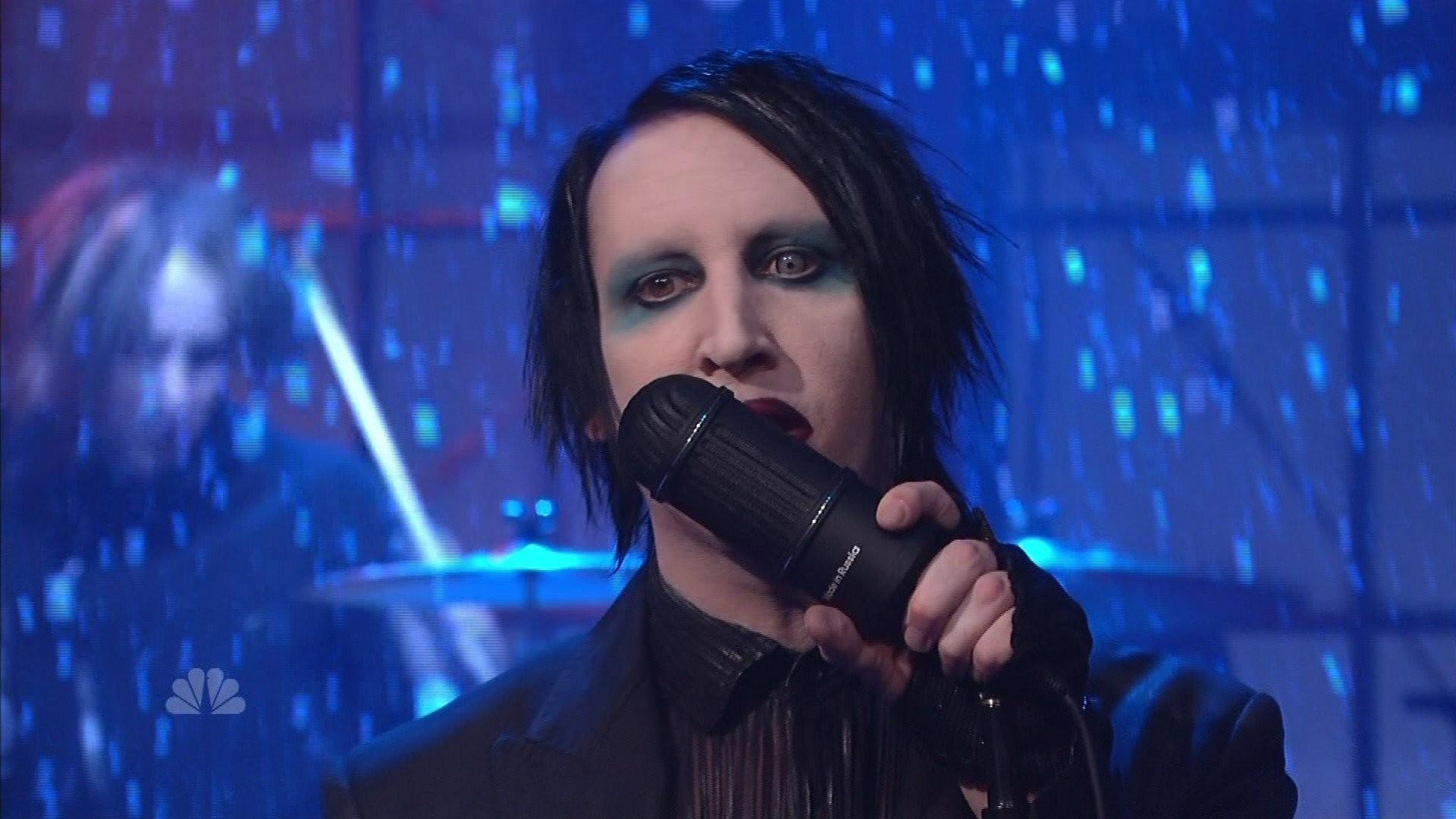 Halloween Marilyn Manson – WallDevil
