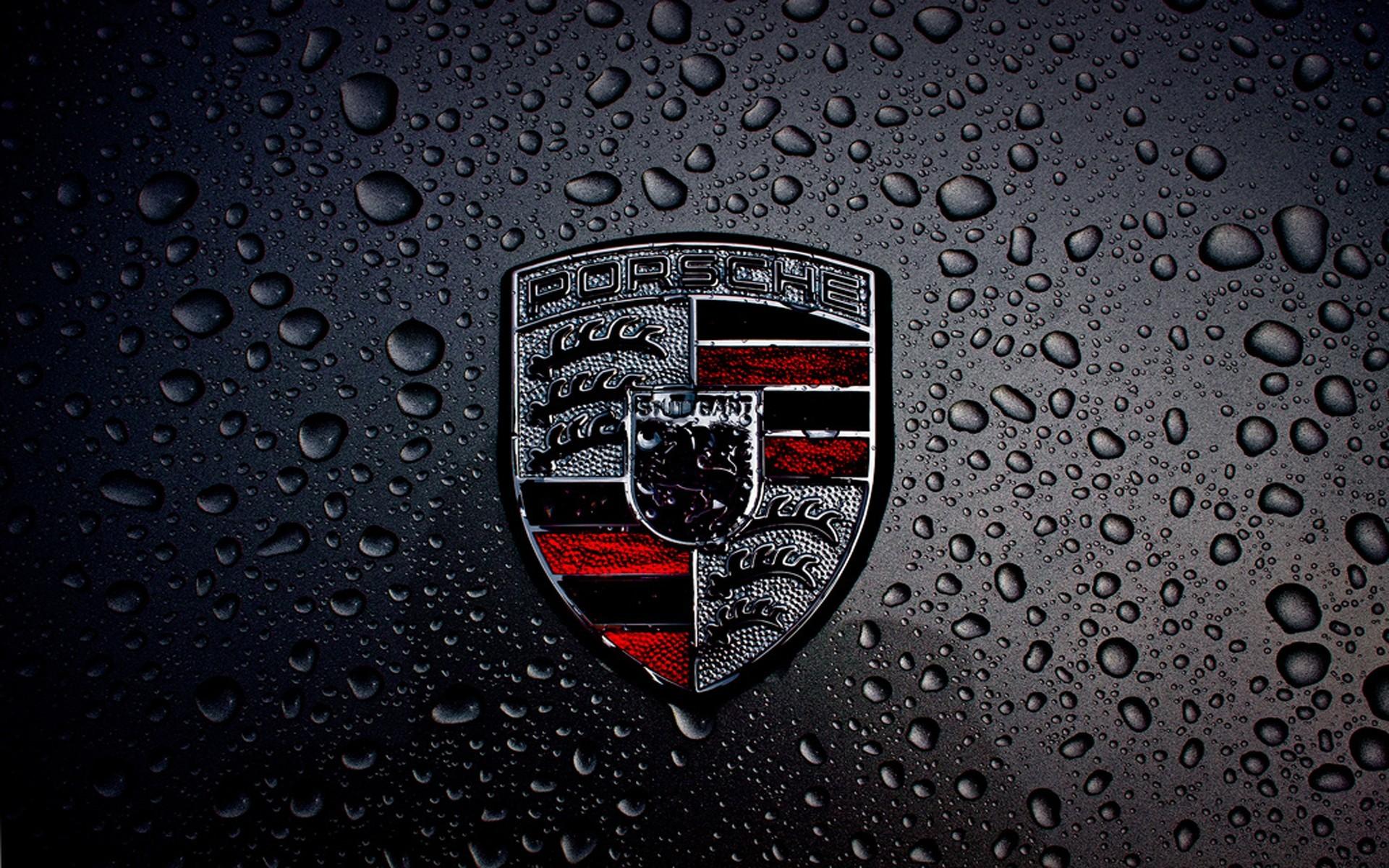 Free Porsche Logo Desktop Wallpaper Picture Download