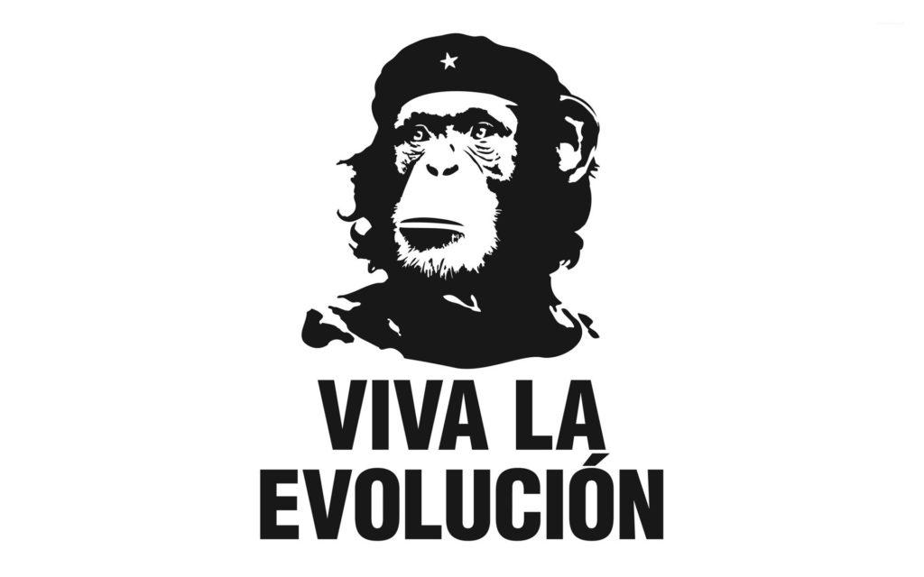 Viva la evolucion wallpaper jpg