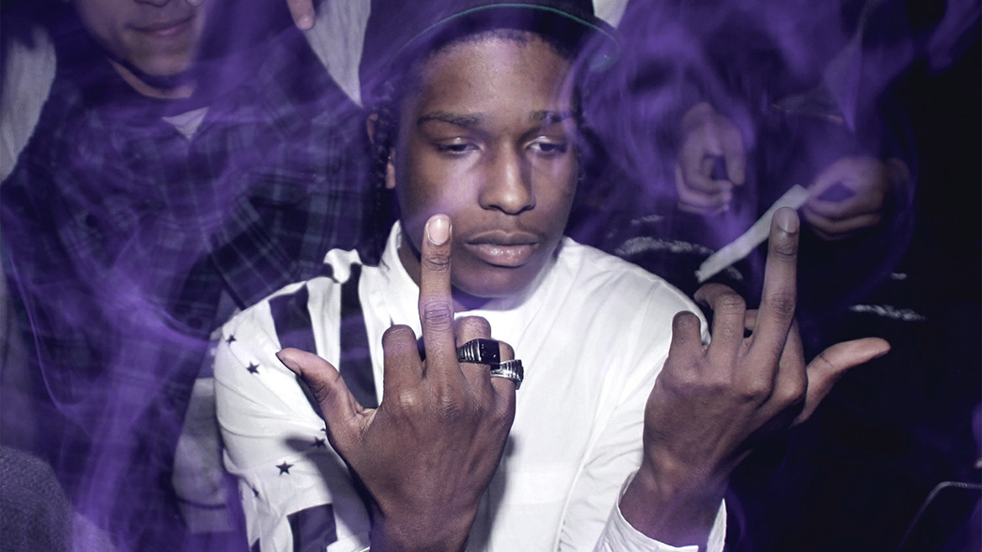 ASAP Rocky comments briefly on his red carpet confrontation at the MTV  VMAs. Last week, some footage surfaced of ASAP Rocky getting up in the  grill of a …