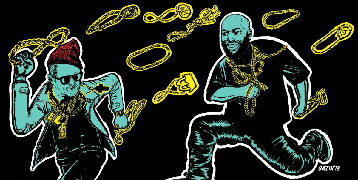 My current Run The Jewels wallpaper I found on an old thread I can't  remember. …
