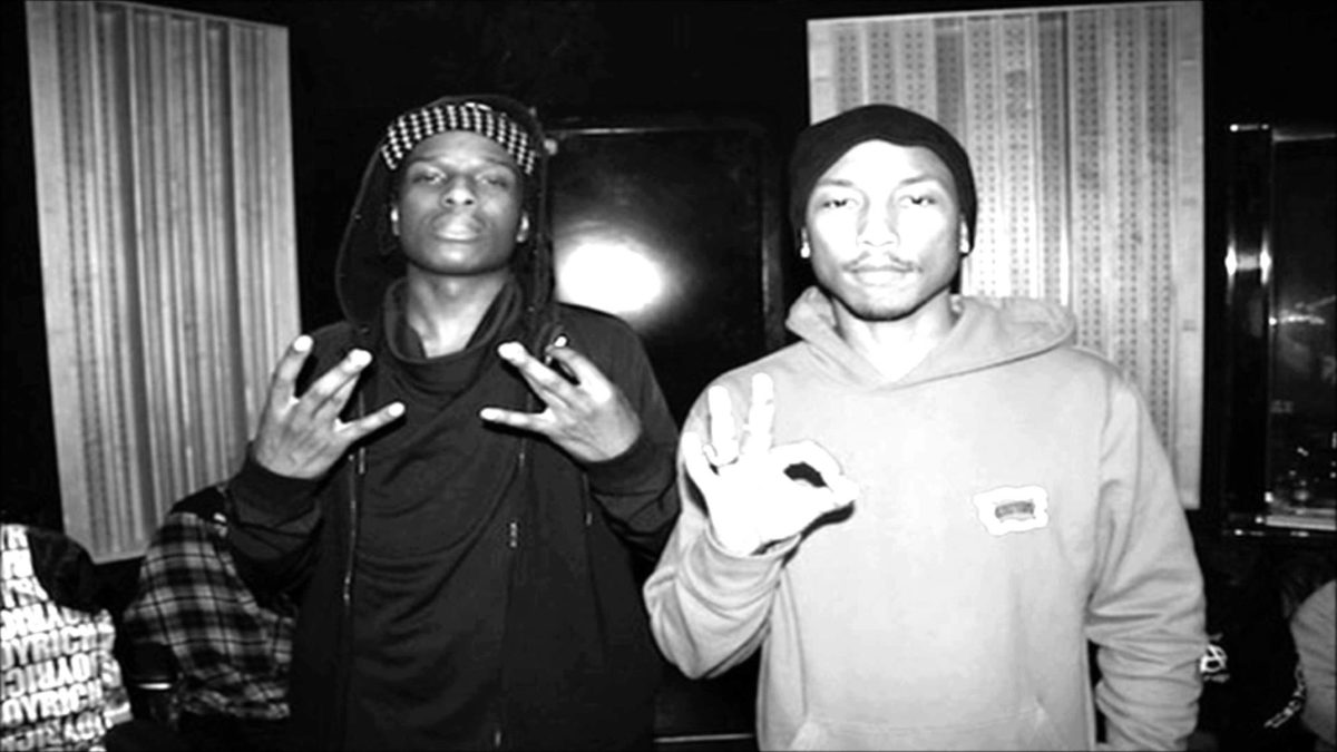 ASAP Rocky – Pretty Flacko (Remix) (ft. Gucci Mane, Waka Flocka & Pharrell)  [Full/CDQ]   Wavo