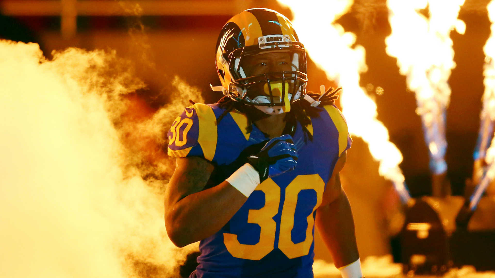 NFL rookie rankings: Todd Gurley dethrones Amari Cooper as top youngster    Sporting News
