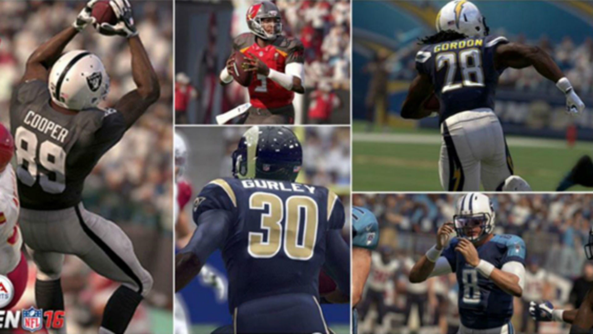 Ratings for the top rookies in 'Madden NFL 16'   Other Sports   Sporting  News