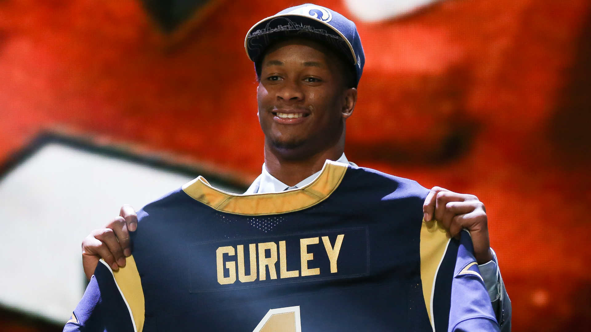 Todd Gurley may not be ready for Rams' season opener   NFL   Sporting News
