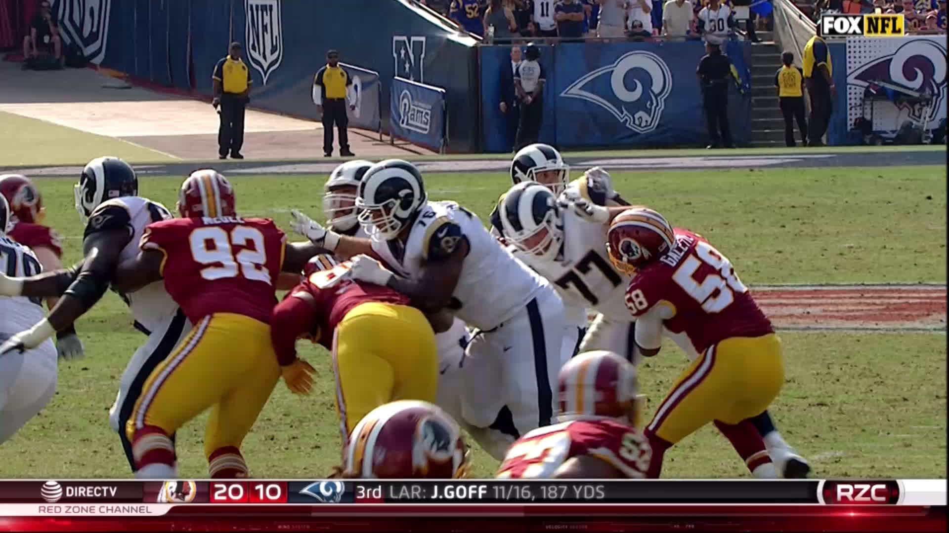… issue · Powered by Streamable. Todd Gurley …