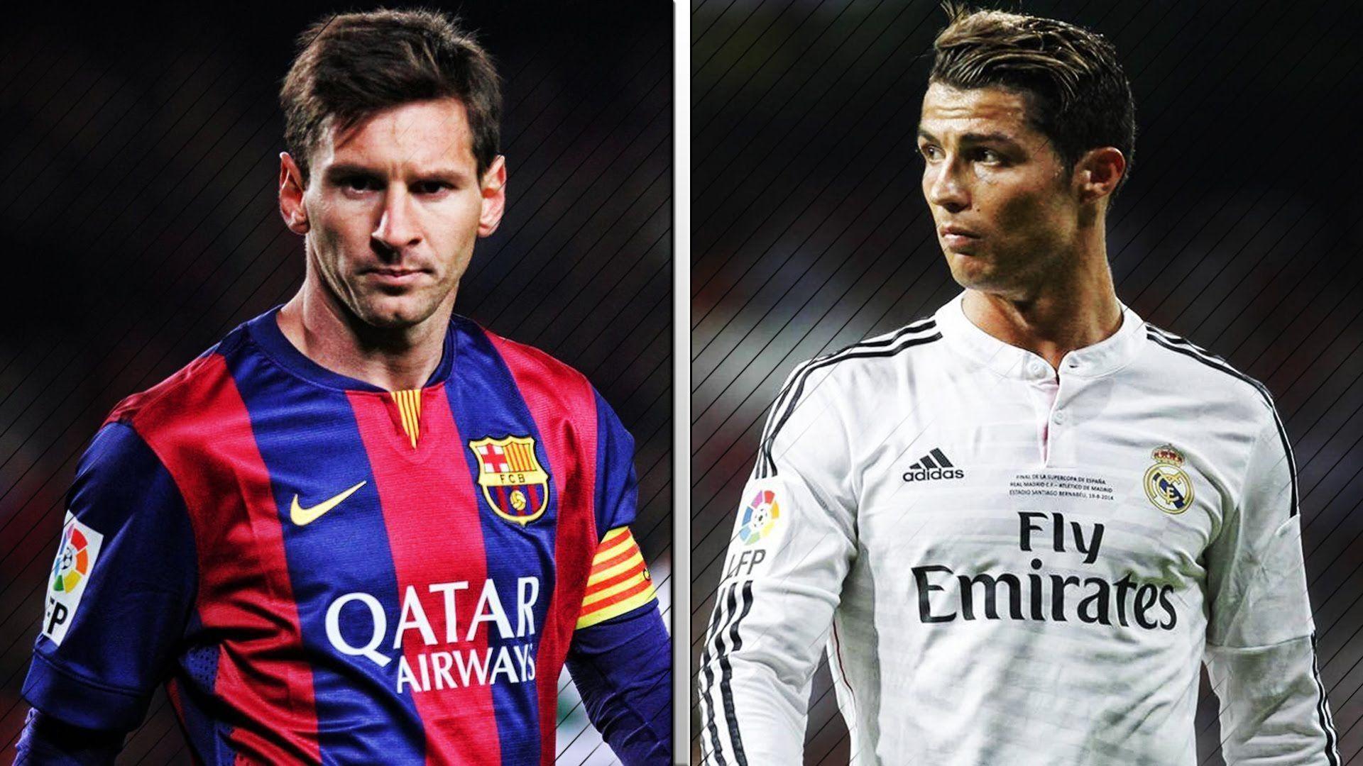 Messi Vs Ronaldo Wallpapers 2016 HD – Wallpaper Cave