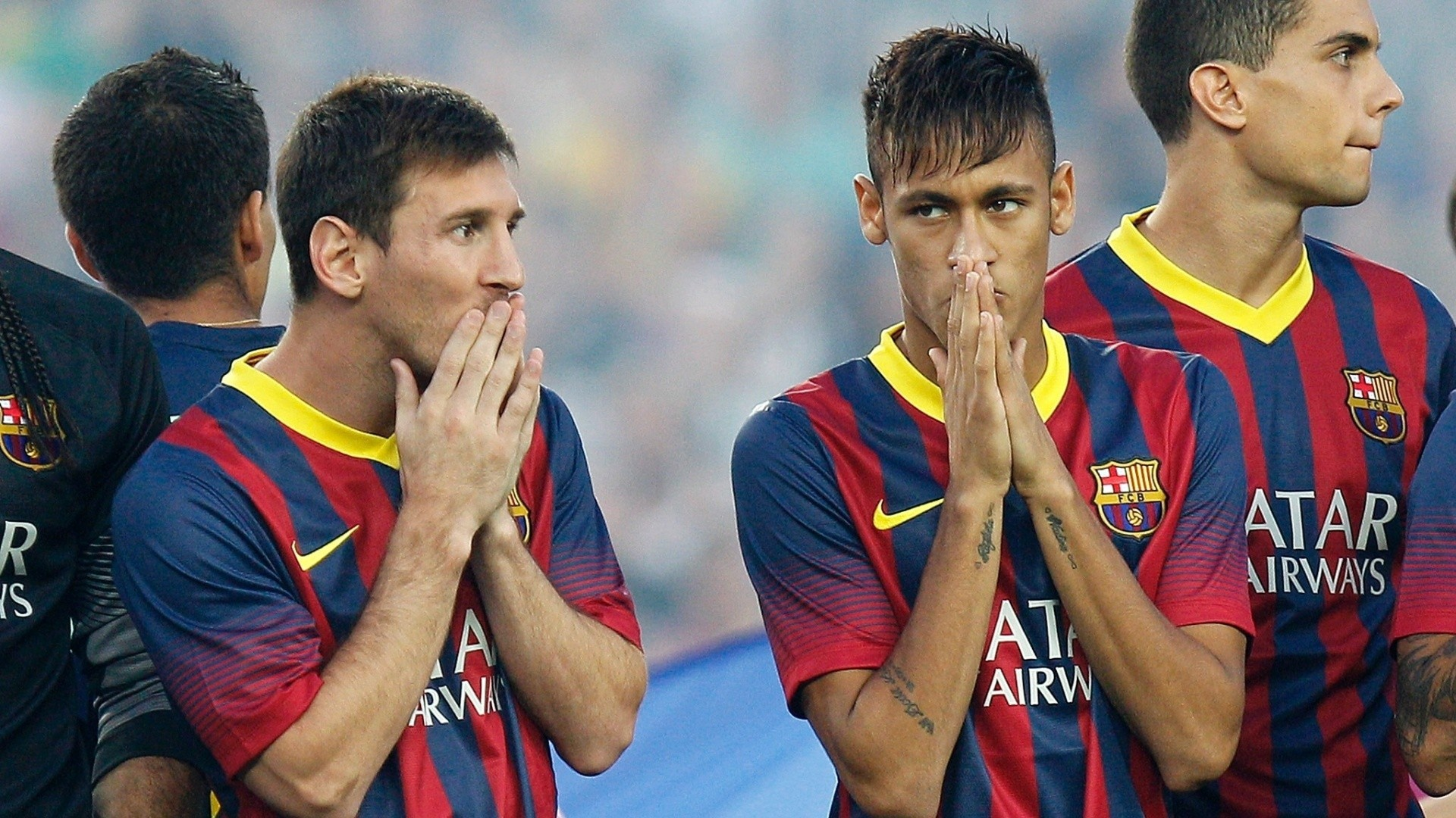 Lionel Messi Neymar Wallpaper – Football HD Wallpapers