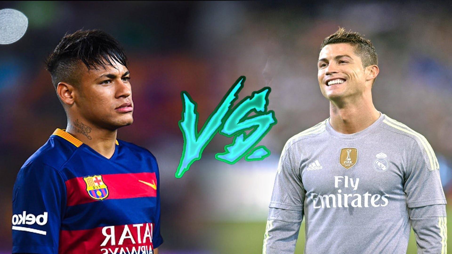 Cristiano Ronaldo vs Neymar JR ○ Magic Skills Show   2015/16 HD – YouTube
