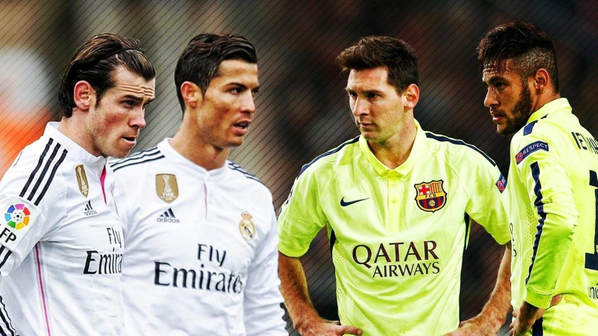 Messi And Neymar Vs Ronaldo And Bale Wallpaper Messi Vs Ronaldo 2016