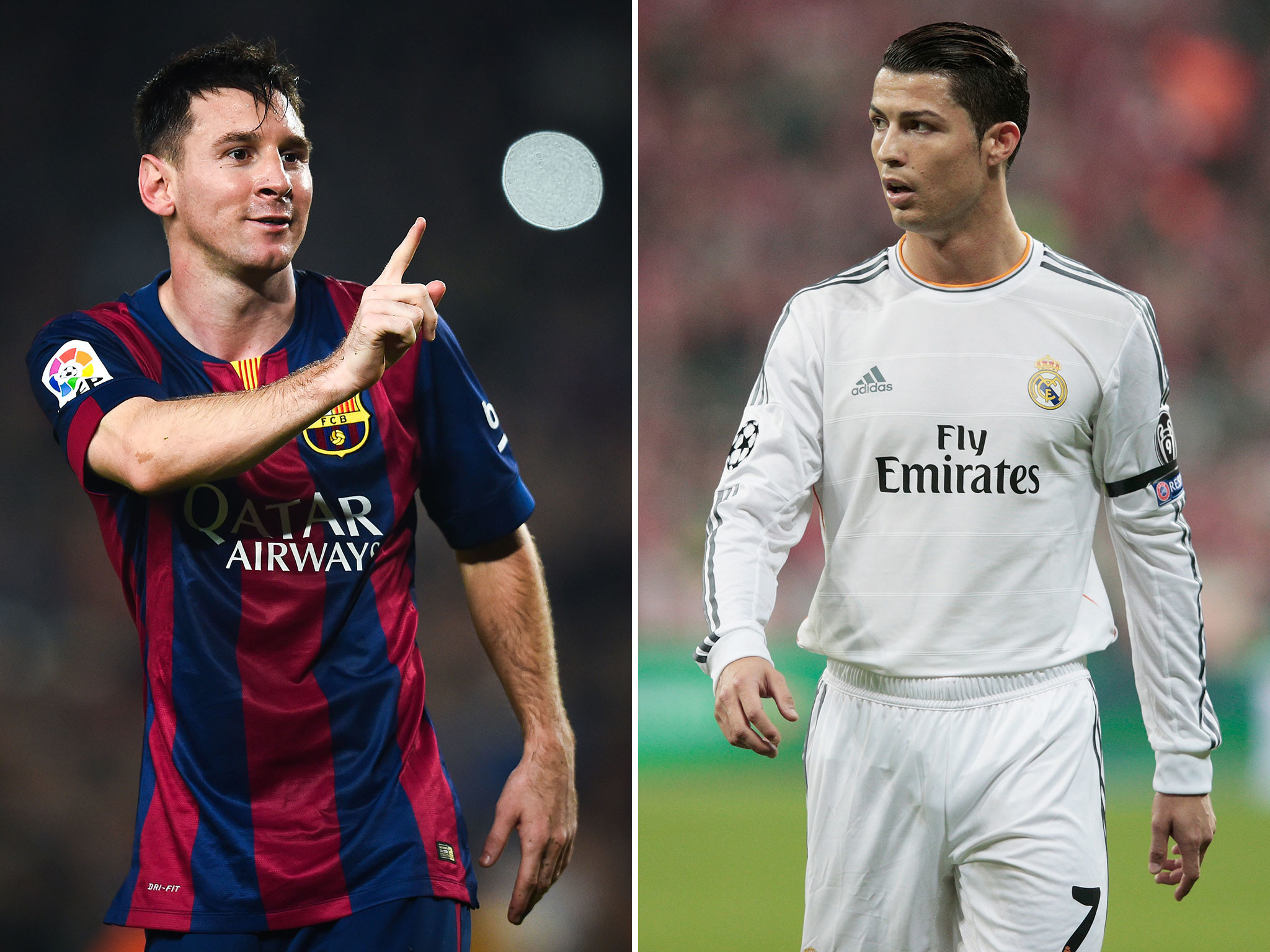 Barcelona vs Real Madrid – El Clasico: Messi, Ronaldo, Suarez, Bale, Neymar,  Benzema – how do you fit them all into a combined XI?   The Independent