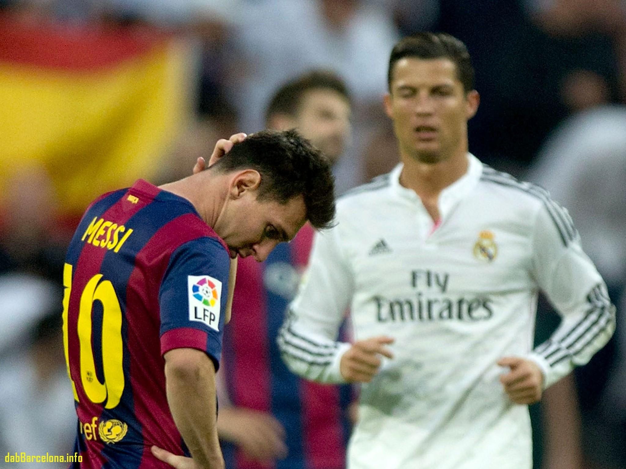 New Cristiano Ronaldo Vs Messi Face to Face Zzt4