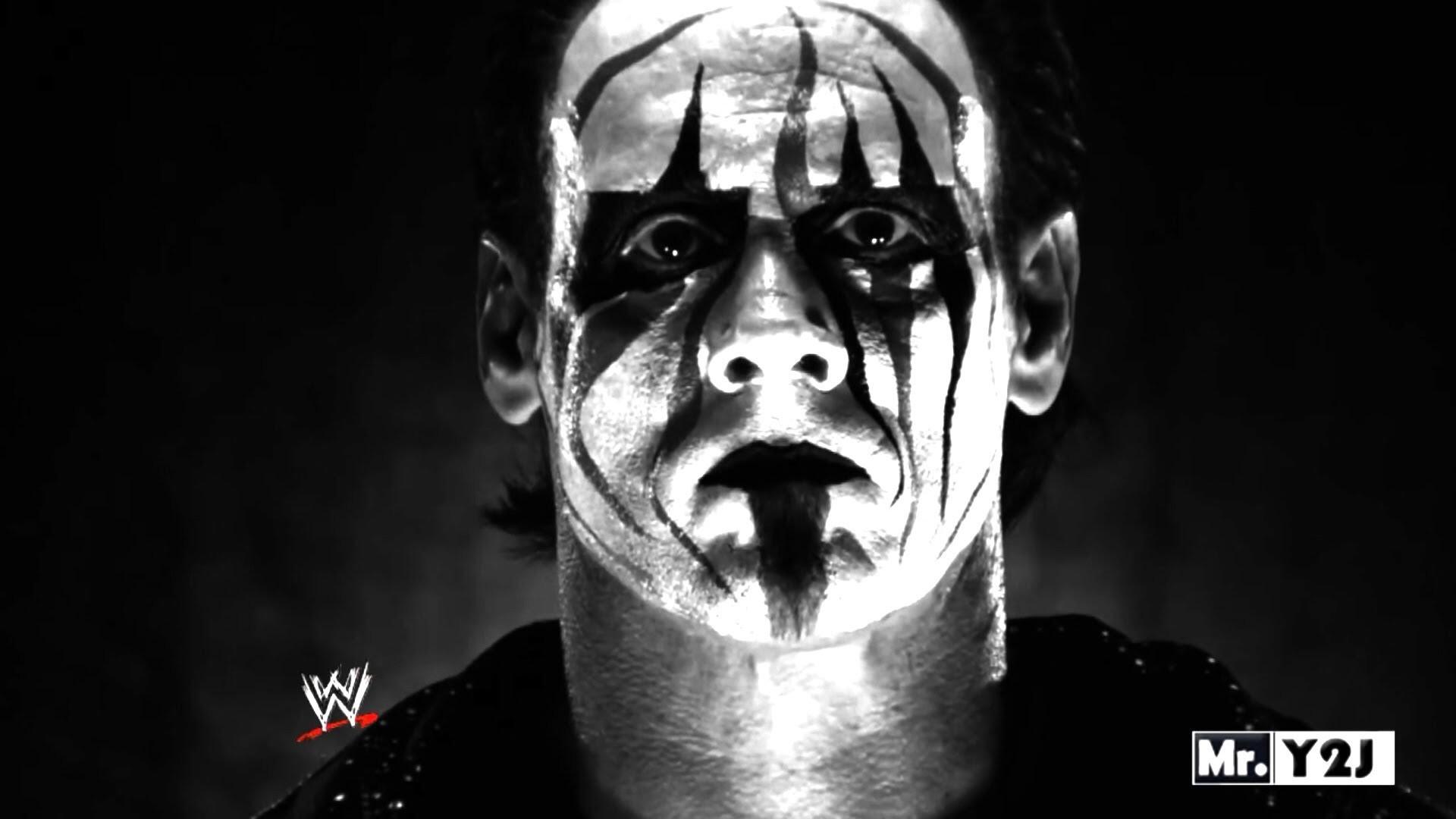 STING WWE HALL OF FAME WRESTLEMANIA 32 WWE RAW 1/11/16