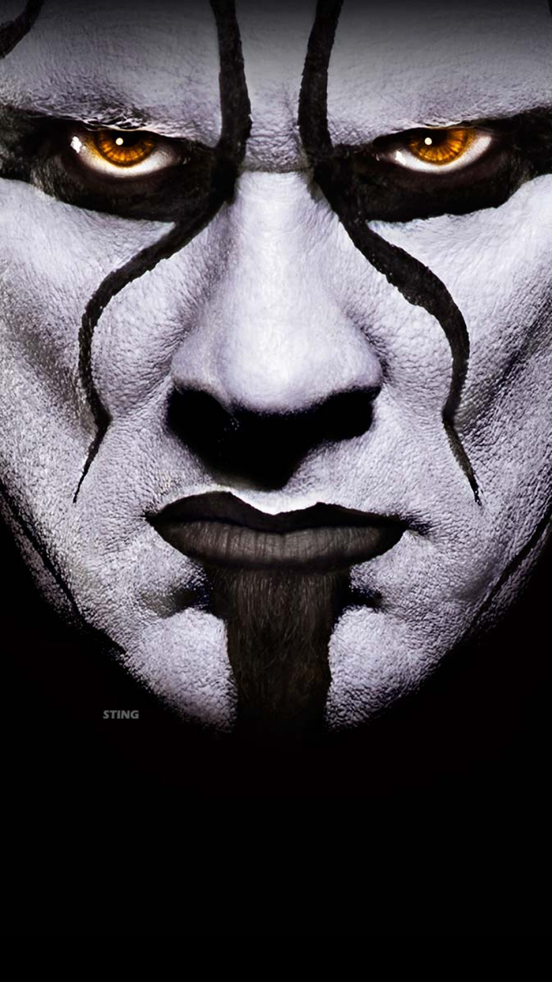 Wrestler Sting Painting HD Wallpaper   The Icon STING!!!!!!!   Pinterest