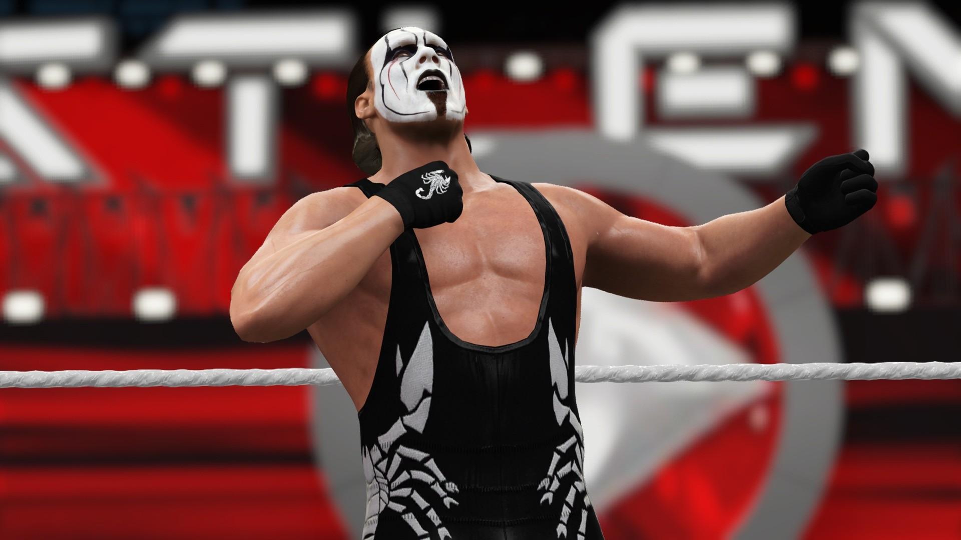 WWE 2K16 Wallpapers HD