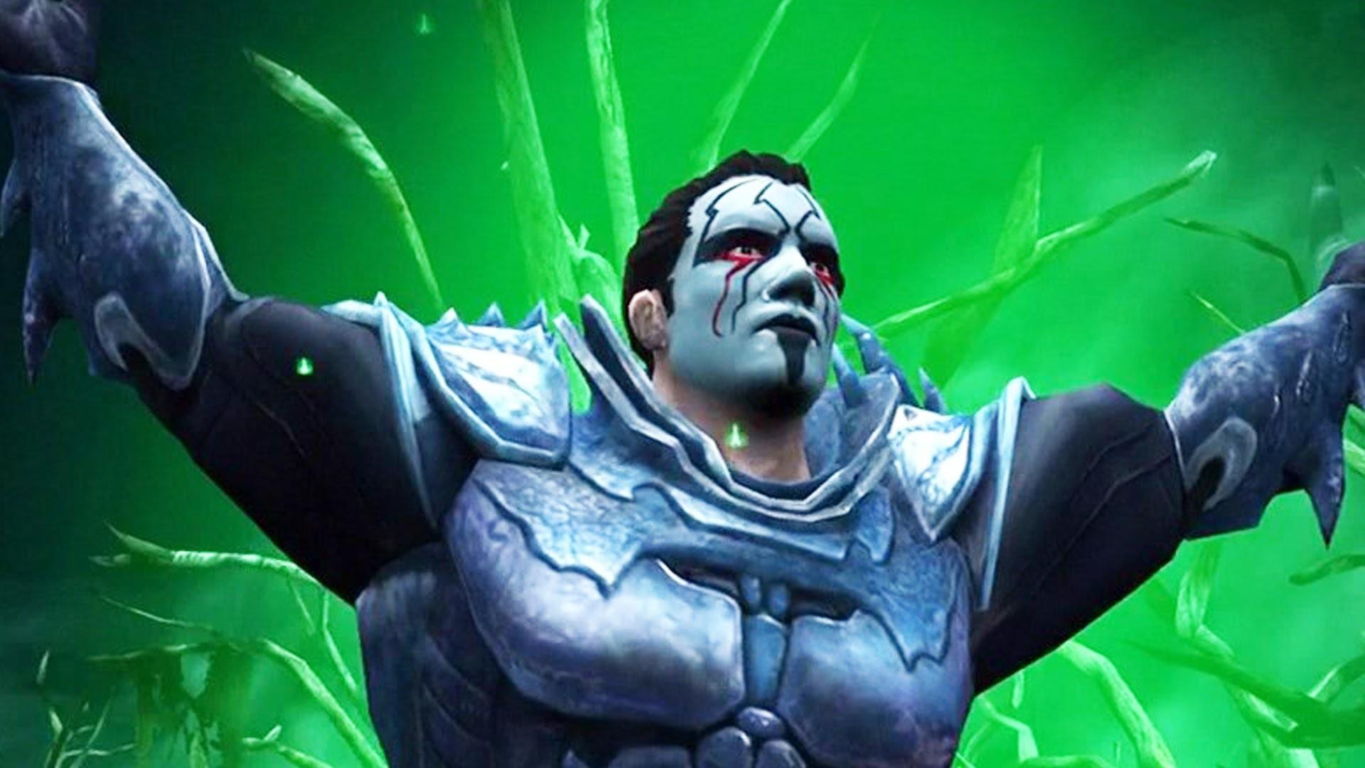 WWE Immortals – Scorpion Warrior Sting Super Finisher Attacks – YouTube