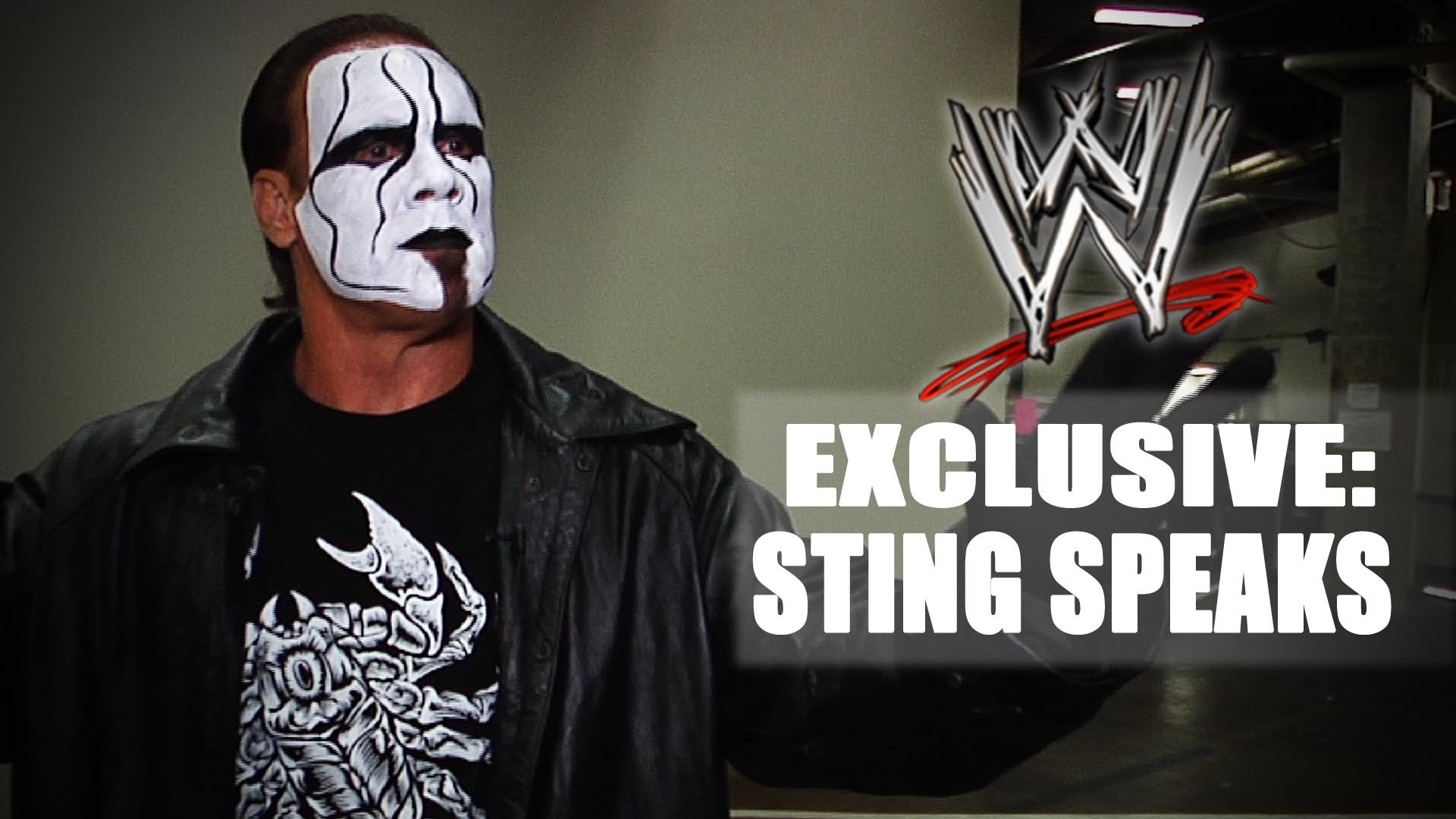 Sting discusses his current relationship with WWE at Comic-Con  International 2014 – YouTube