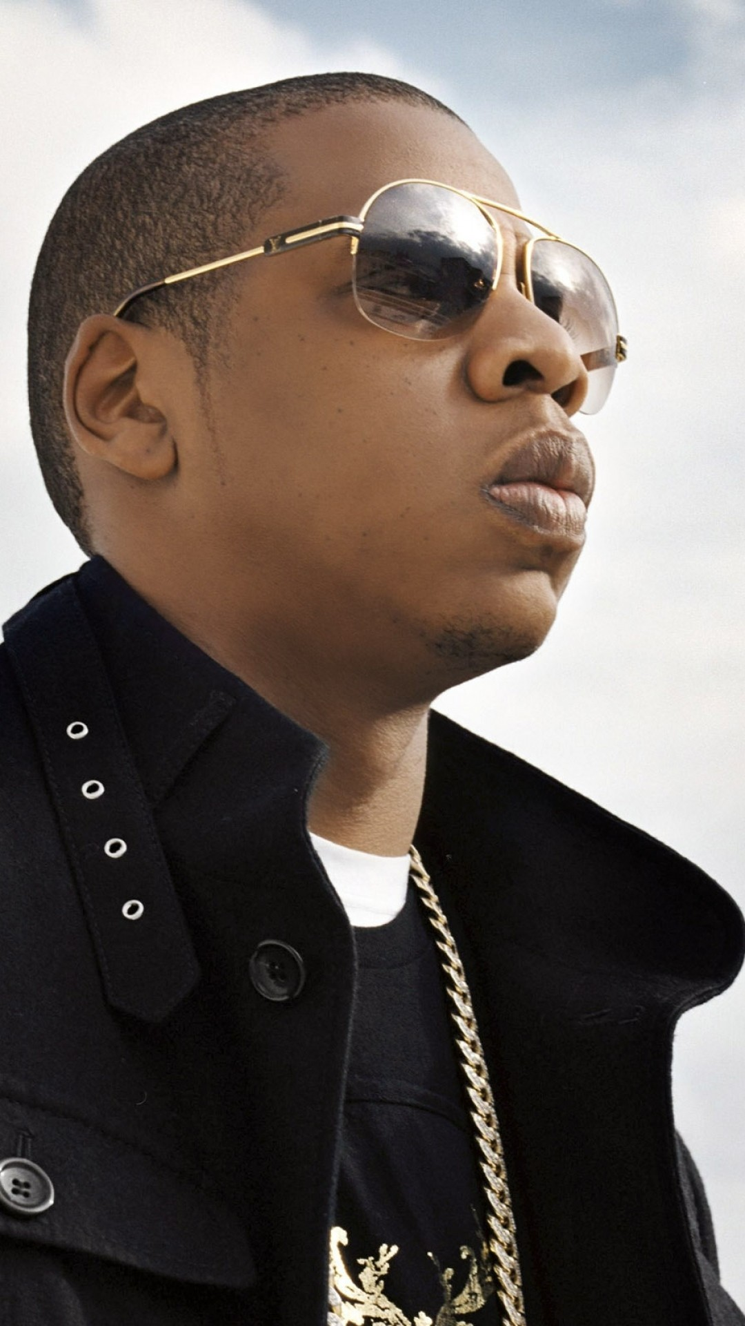 Wallpaper jay-z, sunglasses, sky, view, singer, celebrity