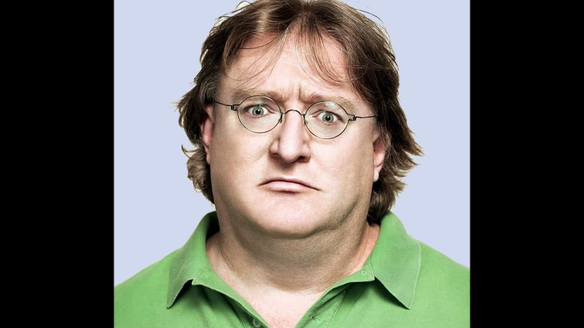 > Gabe Newell Wallpapers