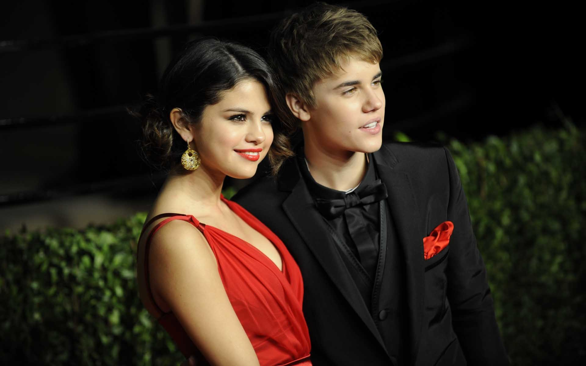 Lost Love photos of Justin Bieber and Selena Gomez so Cute
