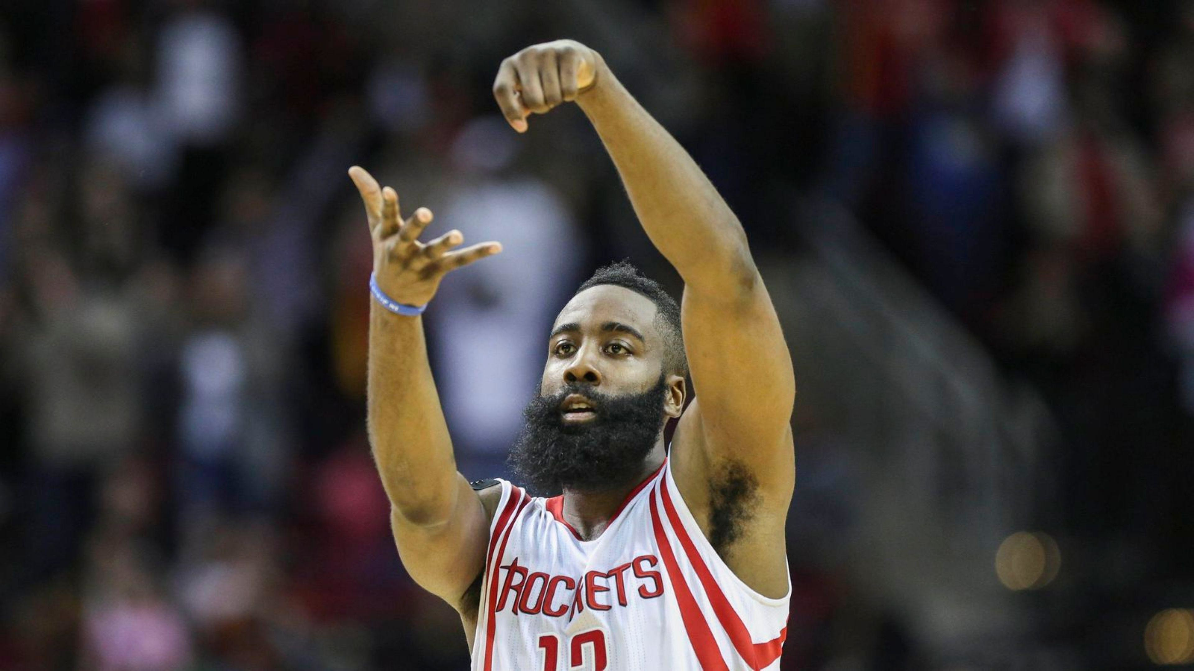 <b>James Harden</b> Houston Rockets <b>Wallpaper<