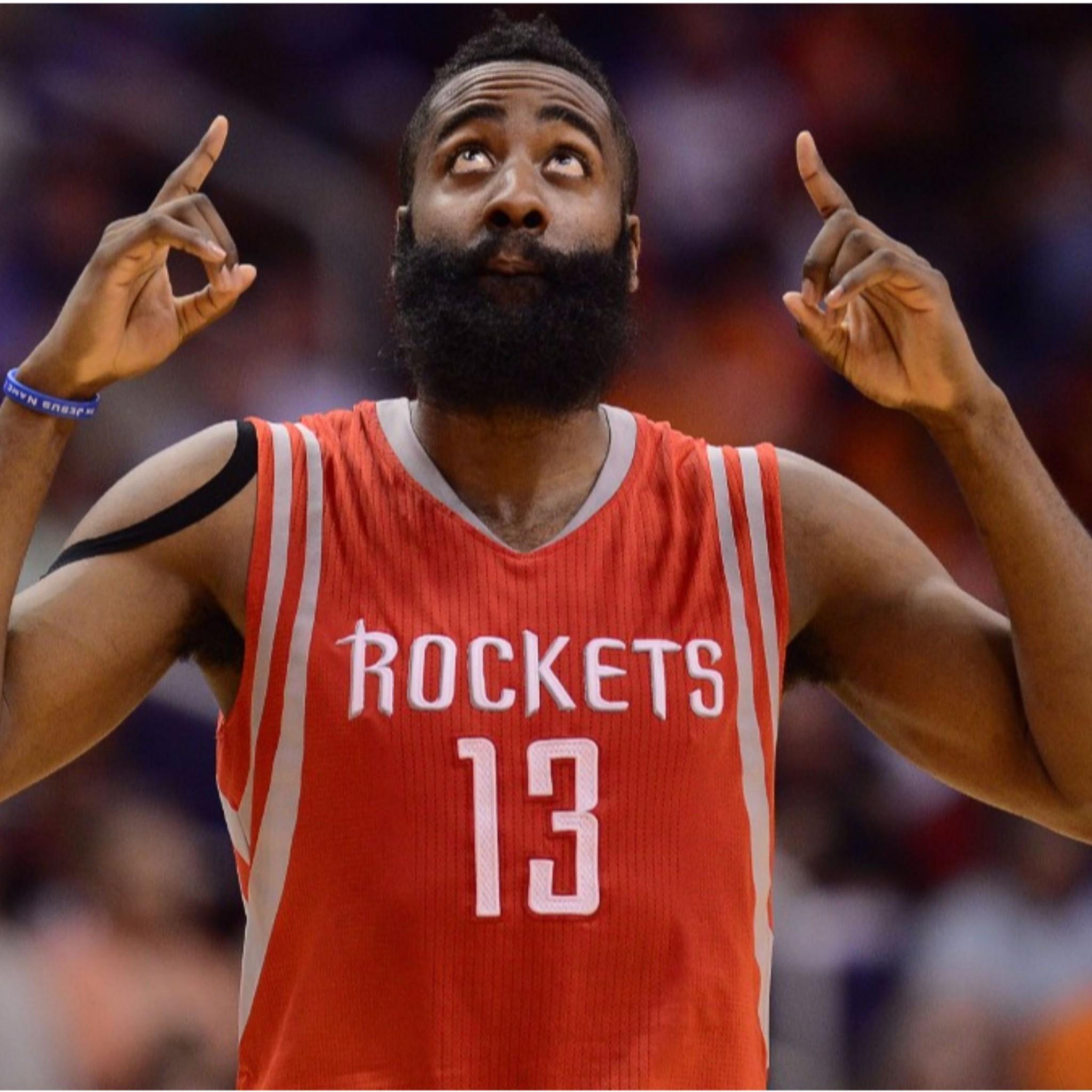 Related to Houston Rockets #13 James Harden 4K Wallpaper
