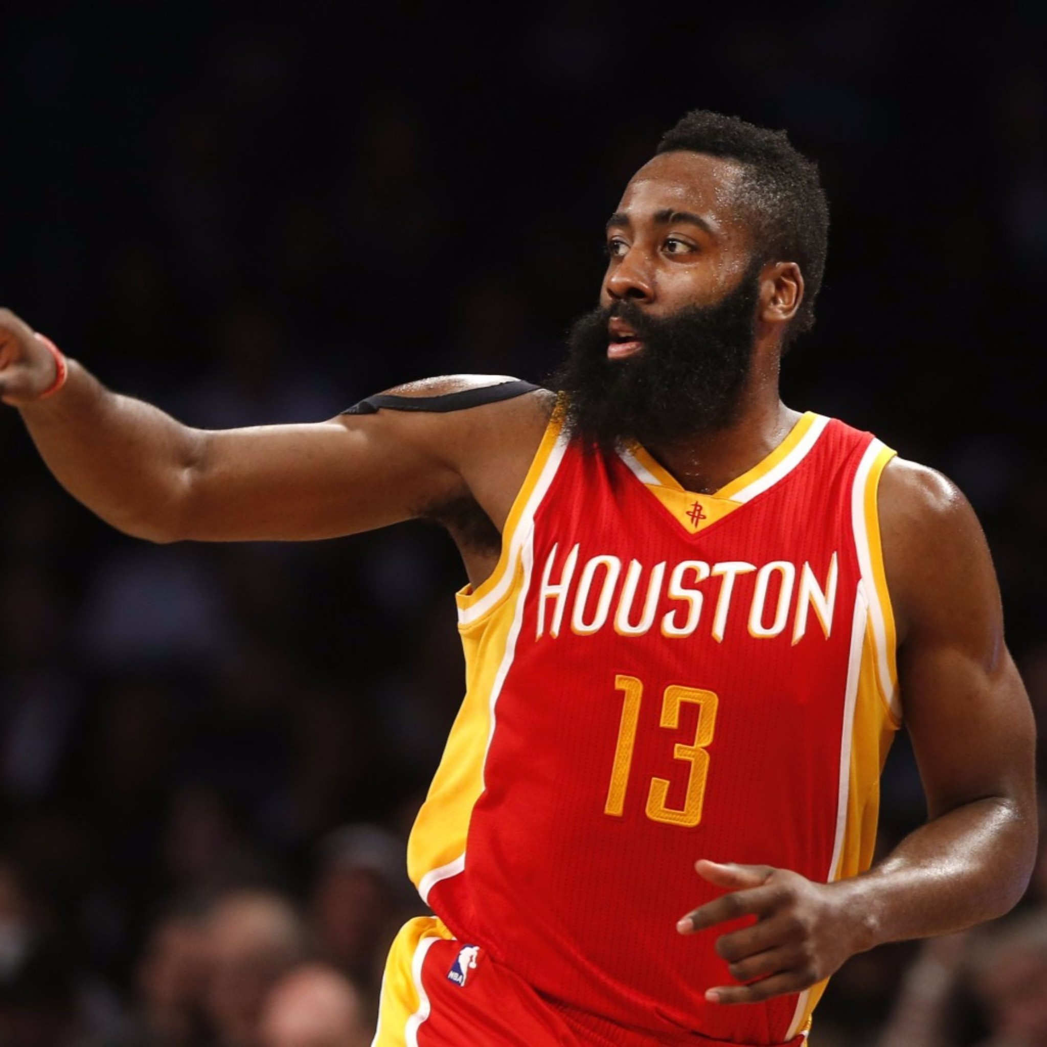 Related to Rockets #13 James Harden 4K Wallpaper
