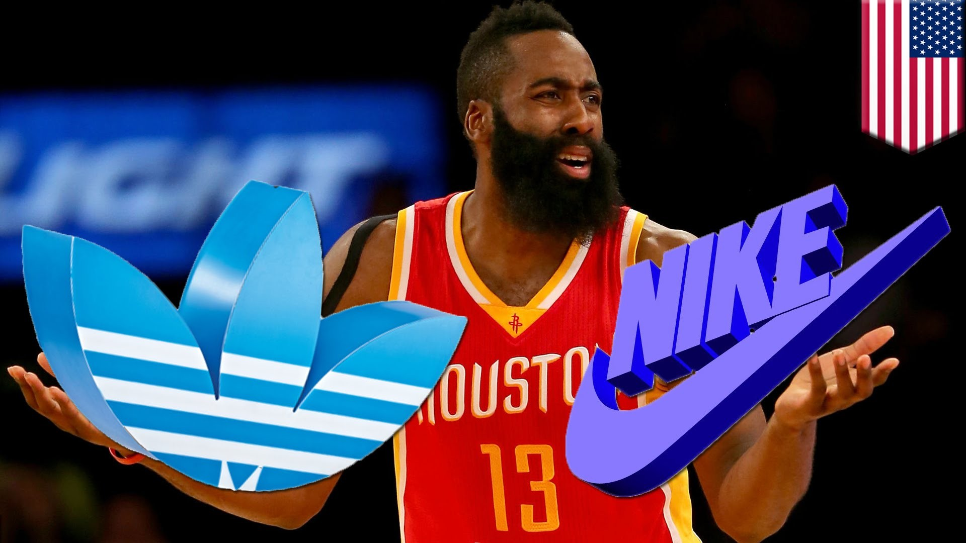 James Harden Adidas deal: The Beard offered $200 million for sneaker  contract – YouTube