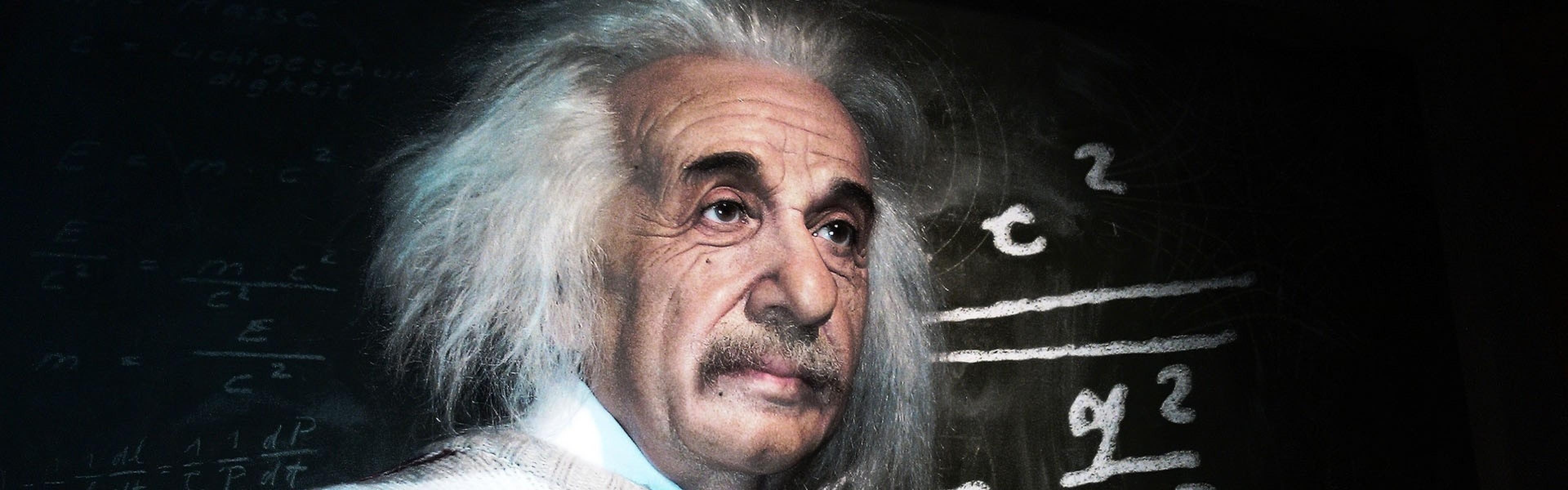 Wallpaper albert einstein, scientist, physicist