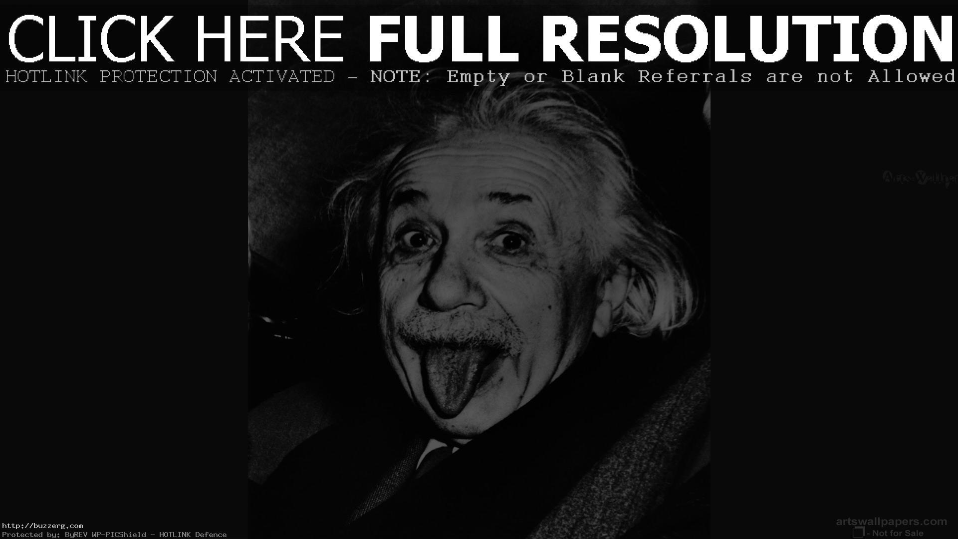 HD Wallpaper · Albert Einstein (id: 185084)