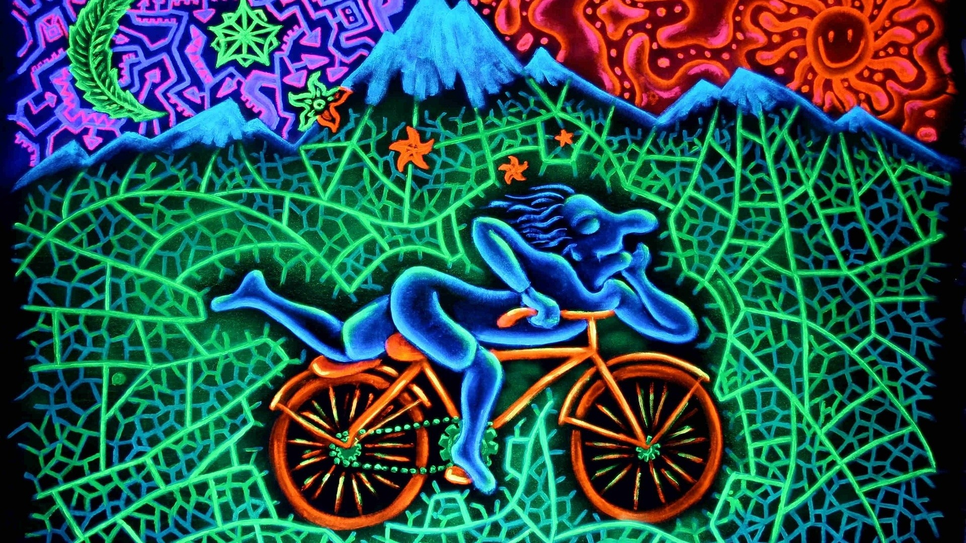 Acid Trip HD Wallpaper | PixelsTalk.Net · albert einstein …