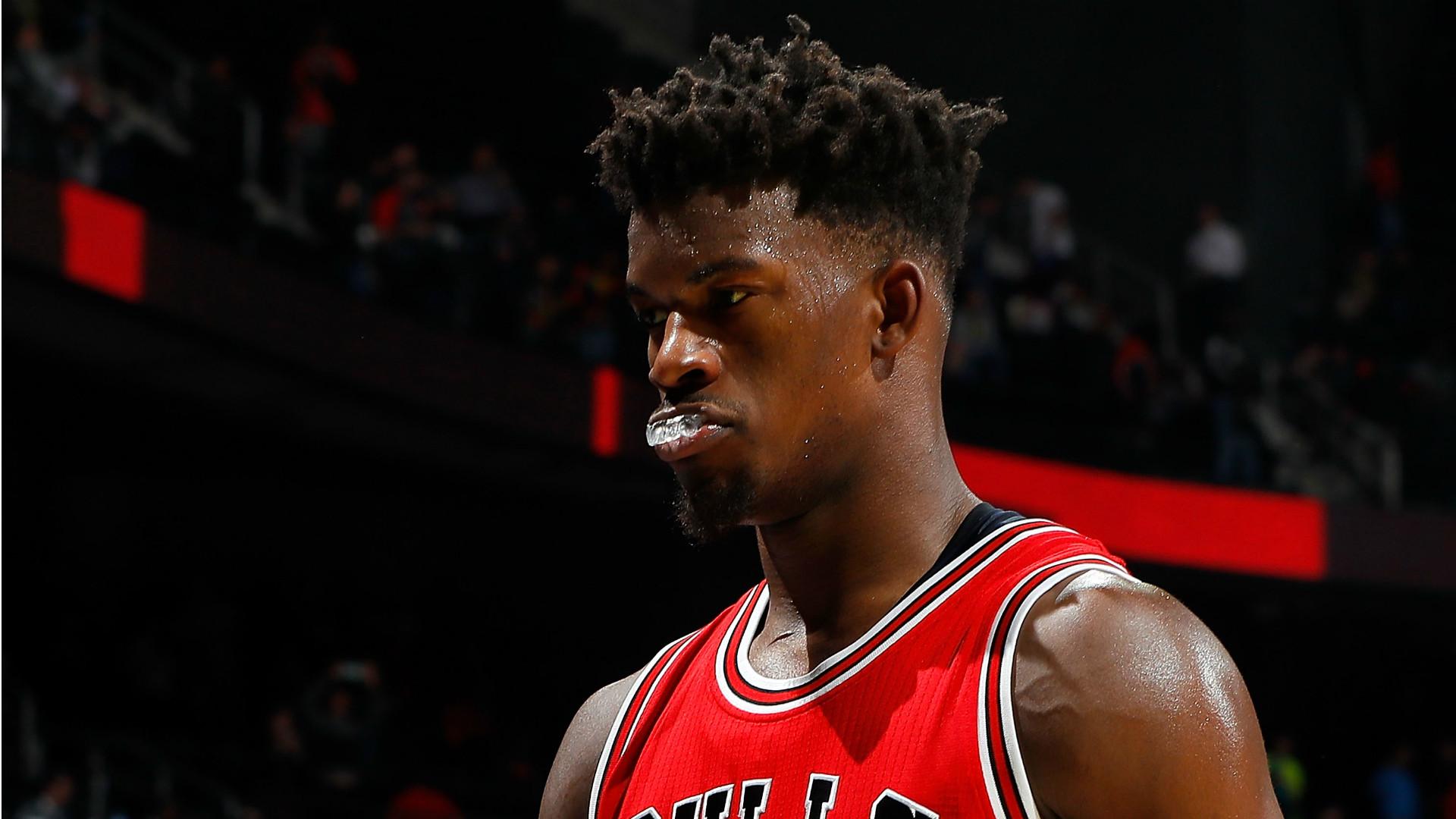 Jimmy Butler rips Bulls' effort after loss to Hawks | NBA | Sporting News