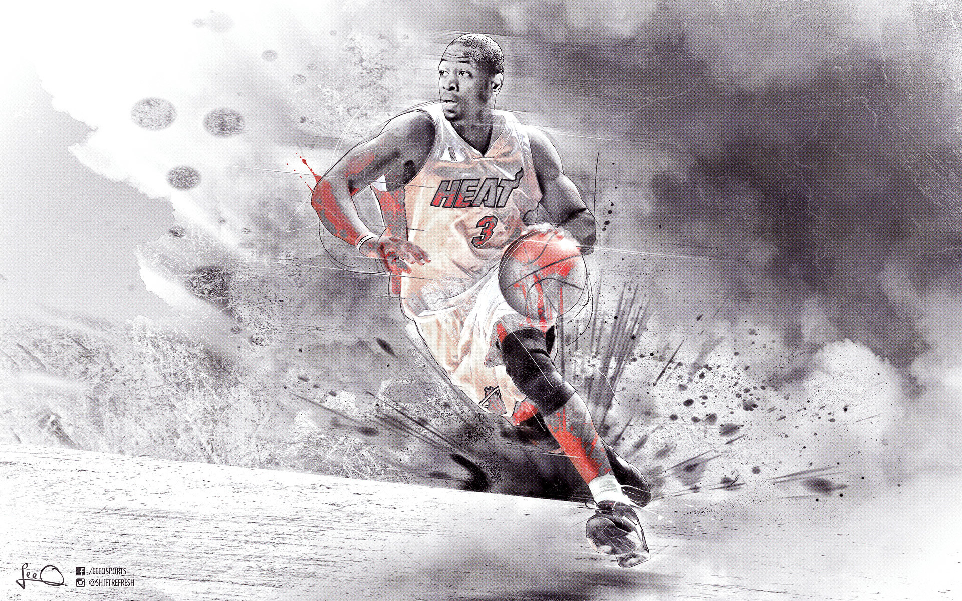 Dwyane Wade Wallpapers Basketball Wallpapers at