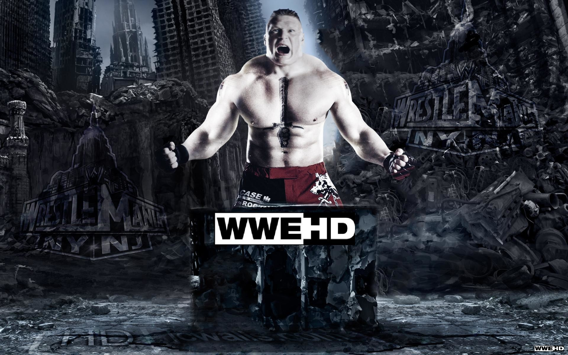 Brock Lesnar Wallpaper