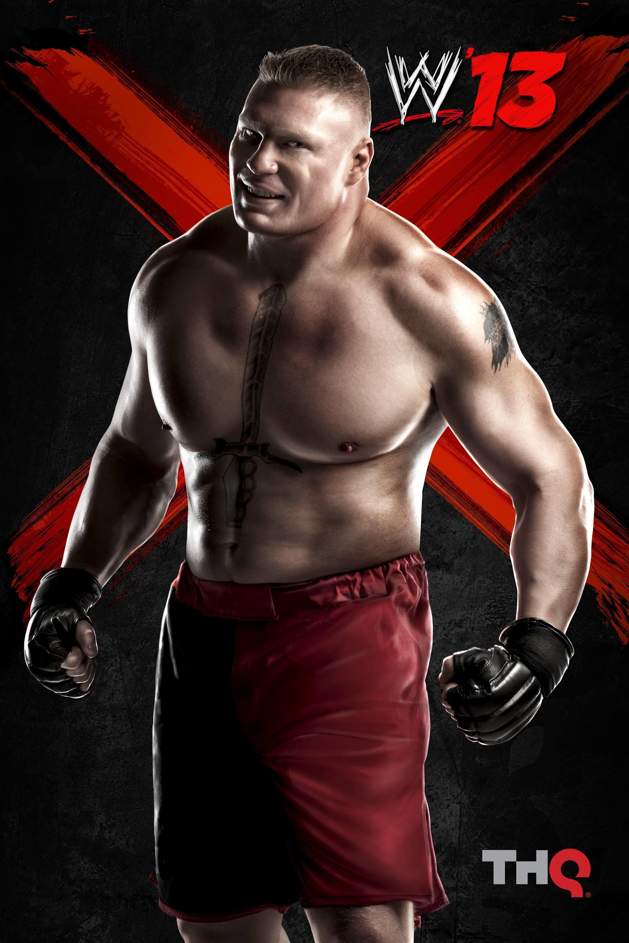 Brock Lesnar (Character) – Giant Bomb