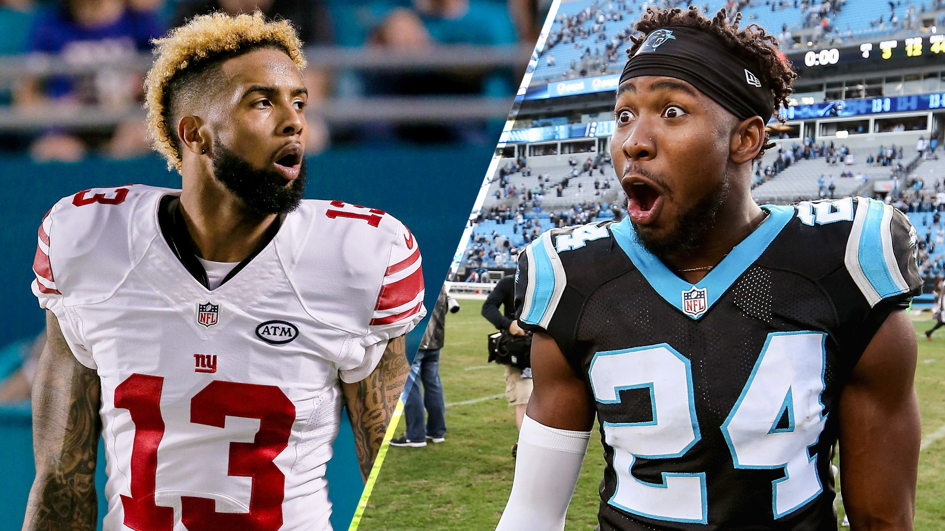 Eat or be eaten: Josh Norman, Odell Beckham ready to feast in marquee  matchup | NFL | Sporting News