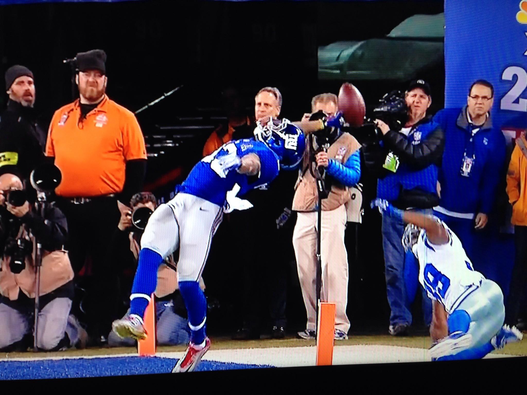Greatest catch ever!?