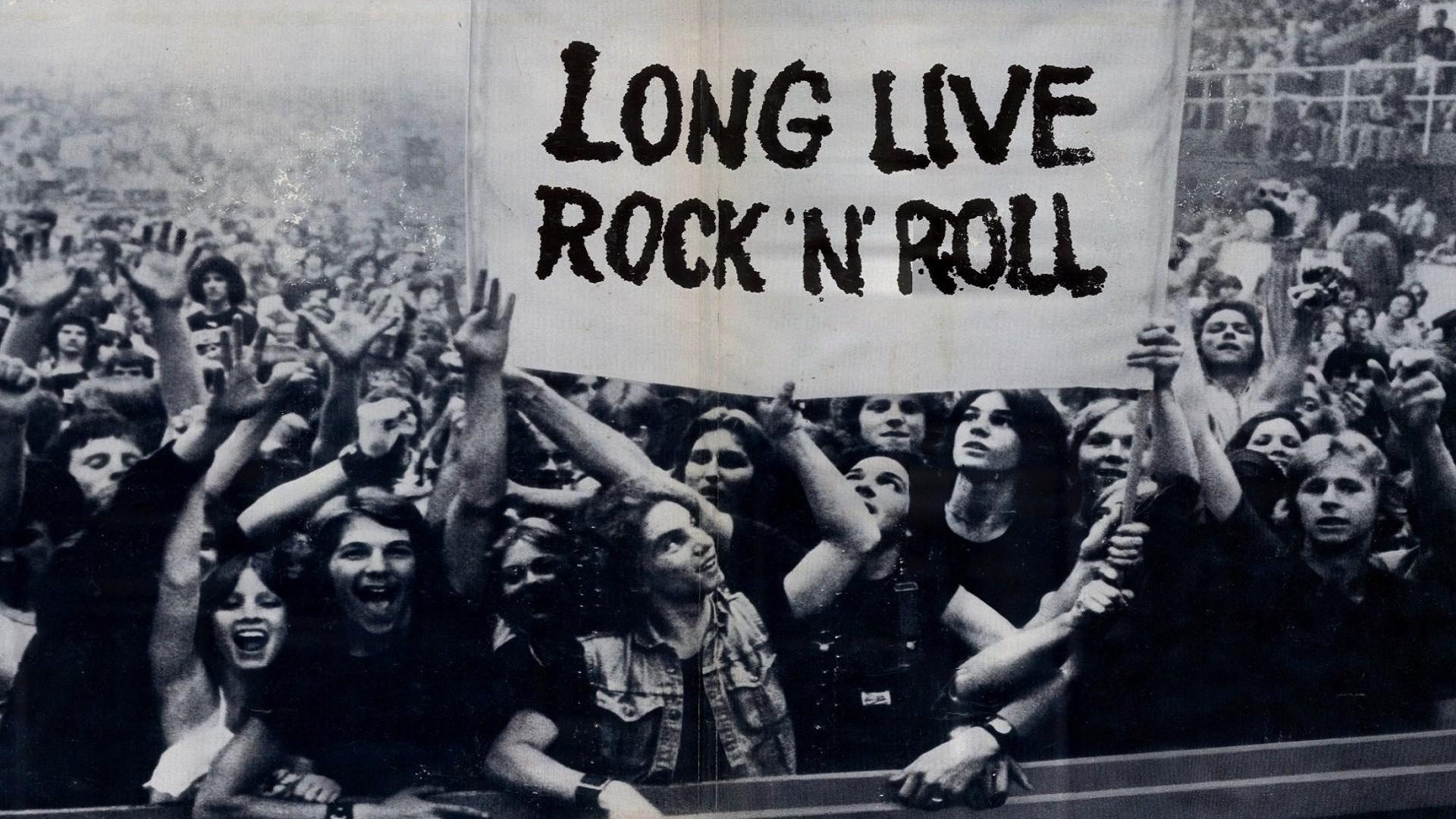 Rock N Roll Desktop Wallpaper