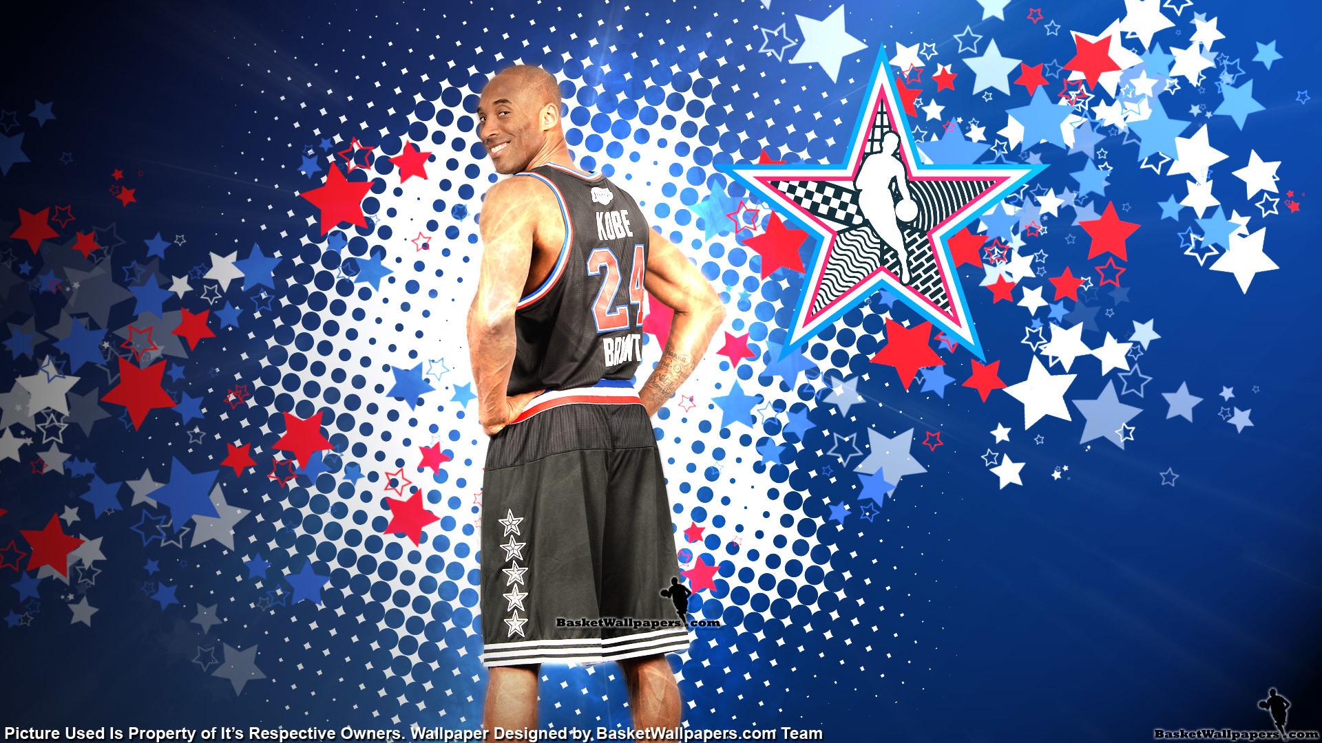 Kobe Bryant 2015 NBA All-Star Wallpaper