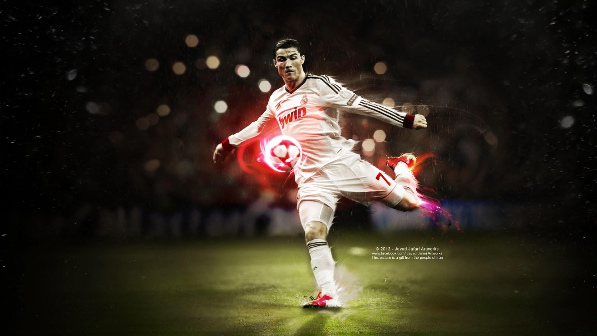 Cristiano Ronaldo Full HD Wallpaper 1920×1080