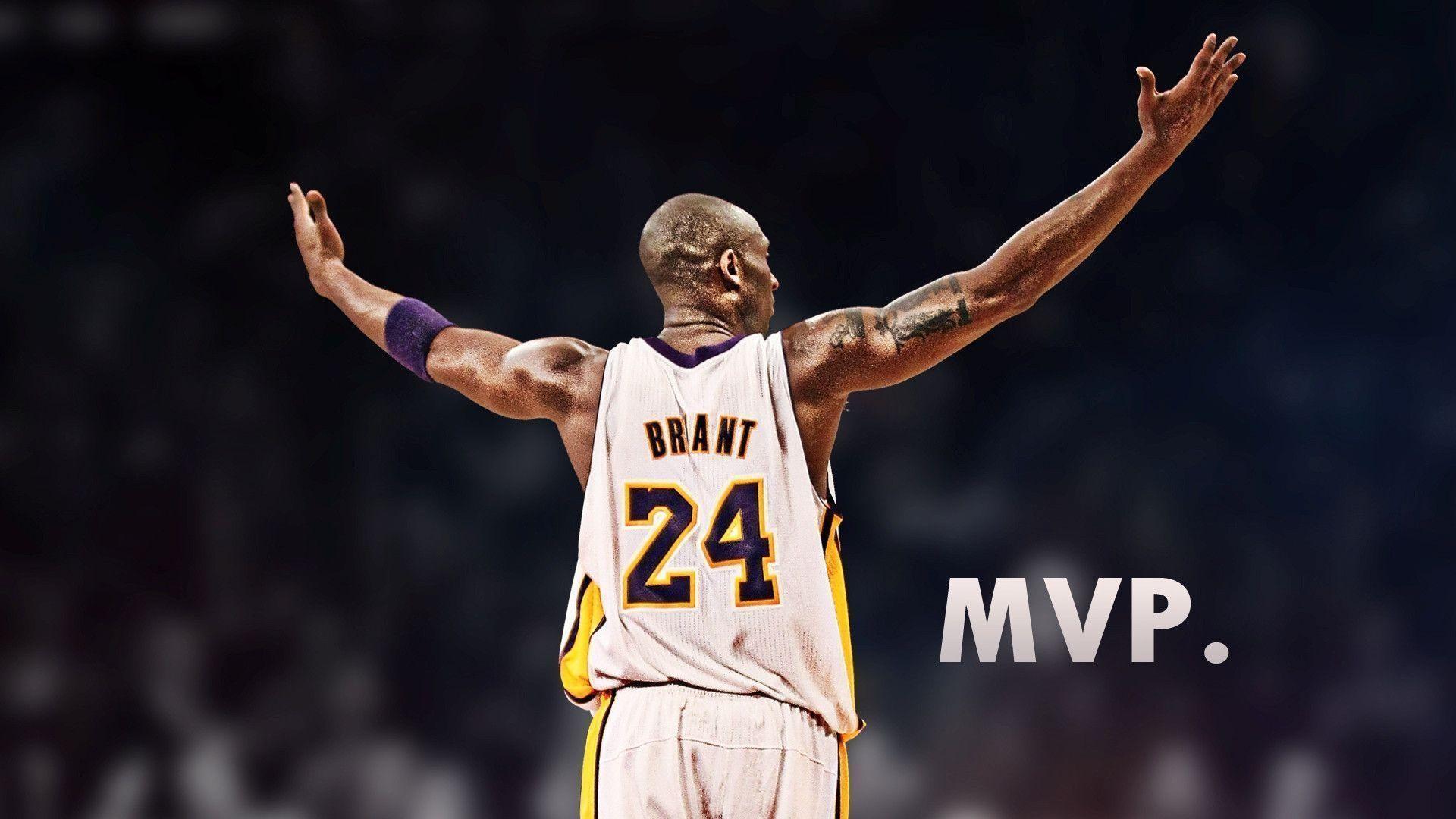 Kobe Bryant MVP Wallpapers HD, Wallpaper, Kobe Bryant MVP