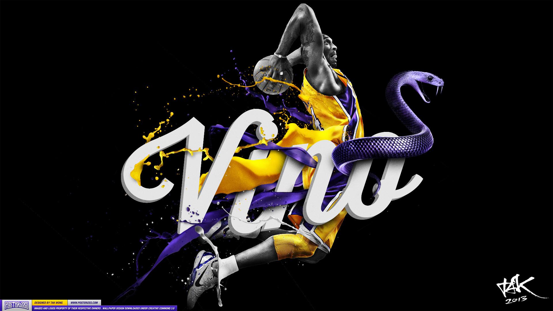 Kobe 'Vino' Bryant Wallpaper
