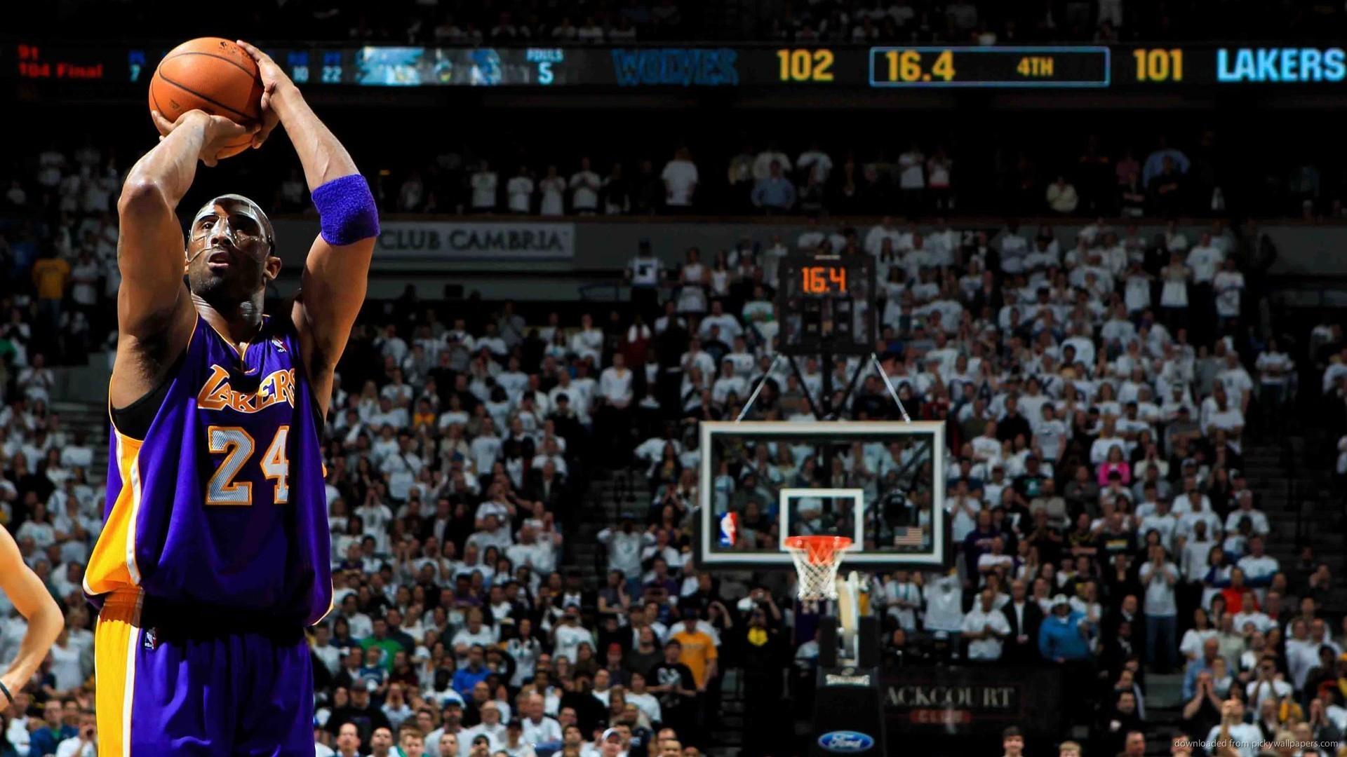 High Resolution NBA Basketball Kobe Bryant Wallpaper HD 2 Full .