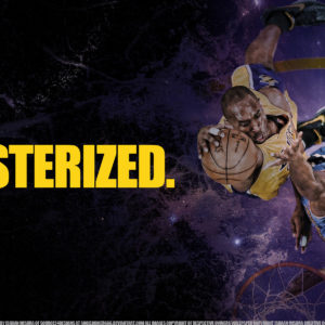 Kobe Bryant Dunk Wallpaper HD