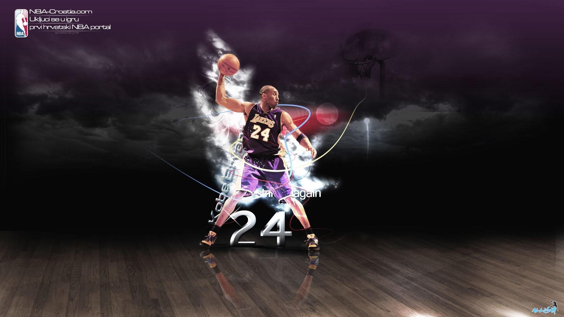 … Kobe Bryant lakers w.