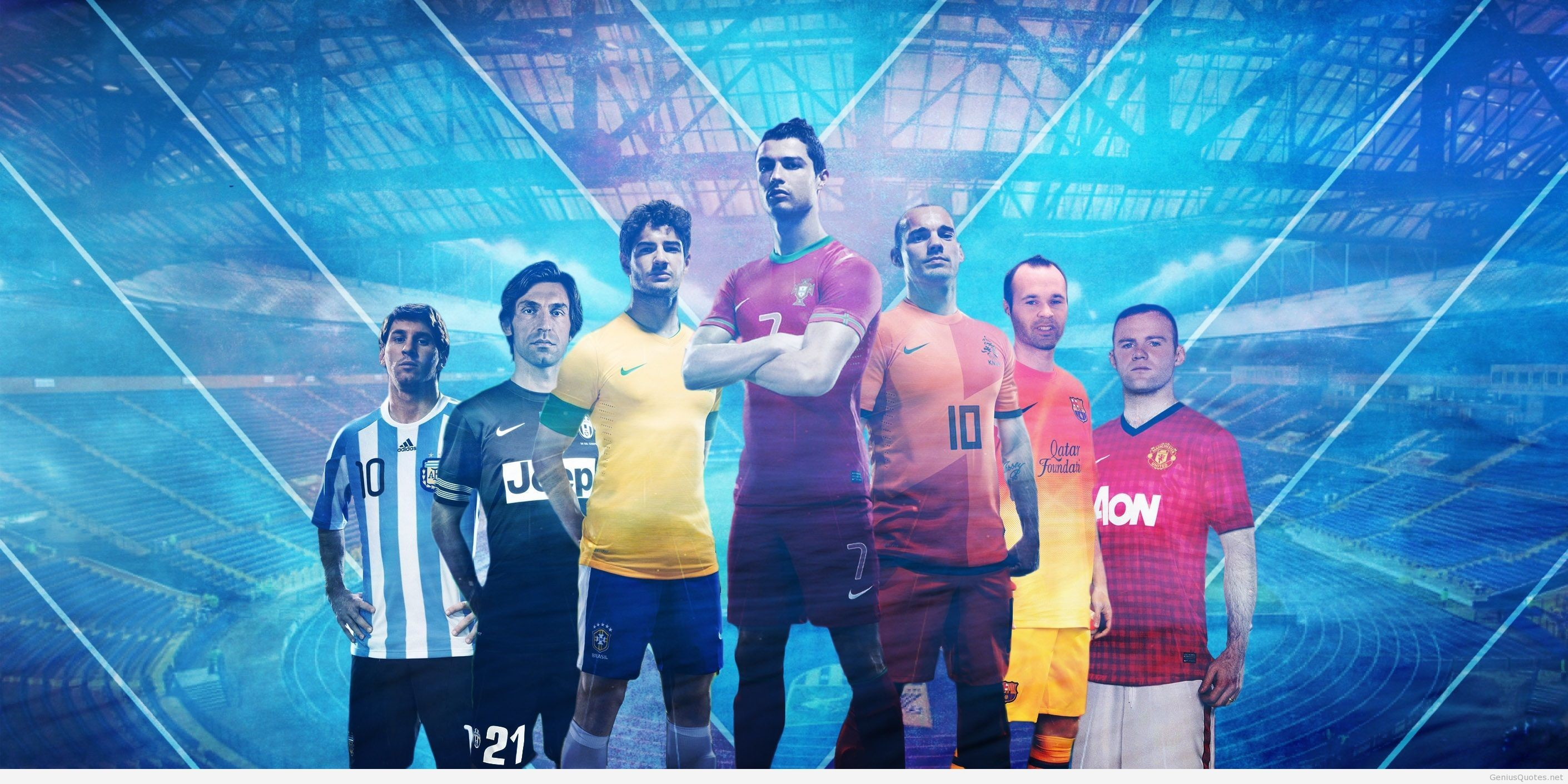 … neymar-ronaldo-messi-wallpapersports-messi-neymar-ronaldo-rooney- …