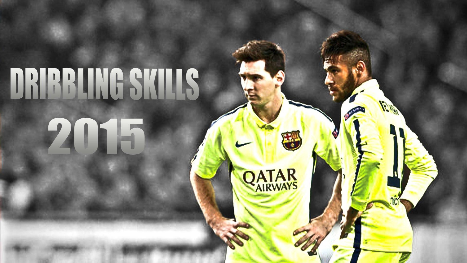 Lionel Messi & Neymar Jr 2015 ○ Insane Dribbling Skills & Runs Show ○ HD –  YouTube